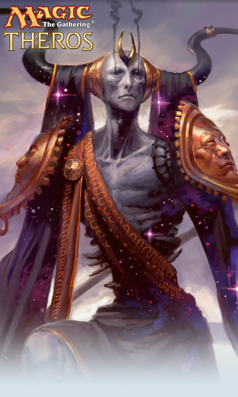 Magic the gathering theros booster pack for Mobilia webhallen