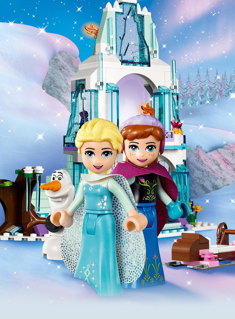 Lego disney princess lego lek gadgets for Mobilia webhallen
