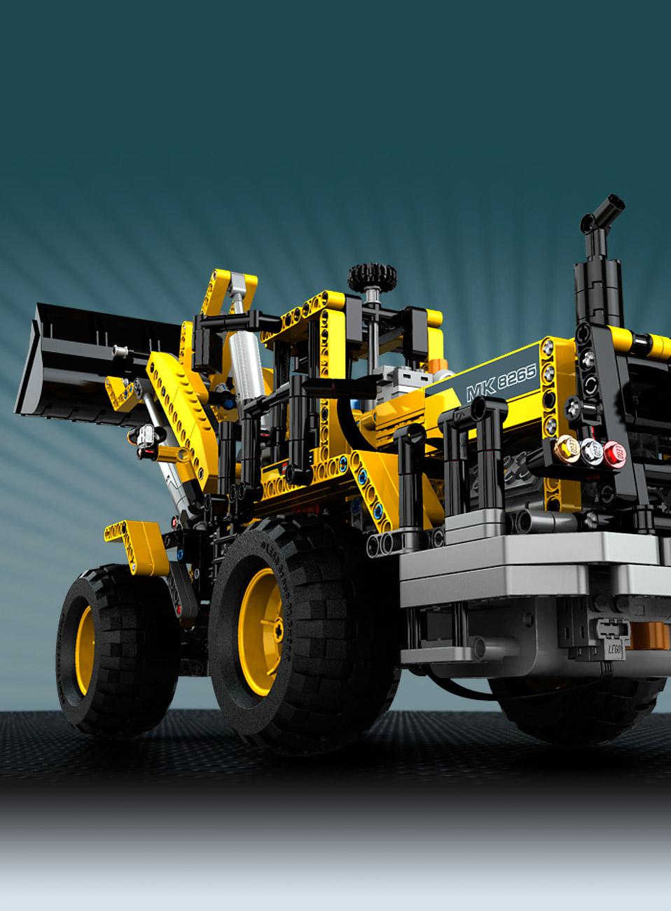 Lego technic lego lek gadgets for Mobilia webhallen