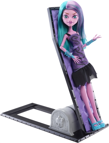 Monster high design chamber bcc47 for Mobilia webhallen