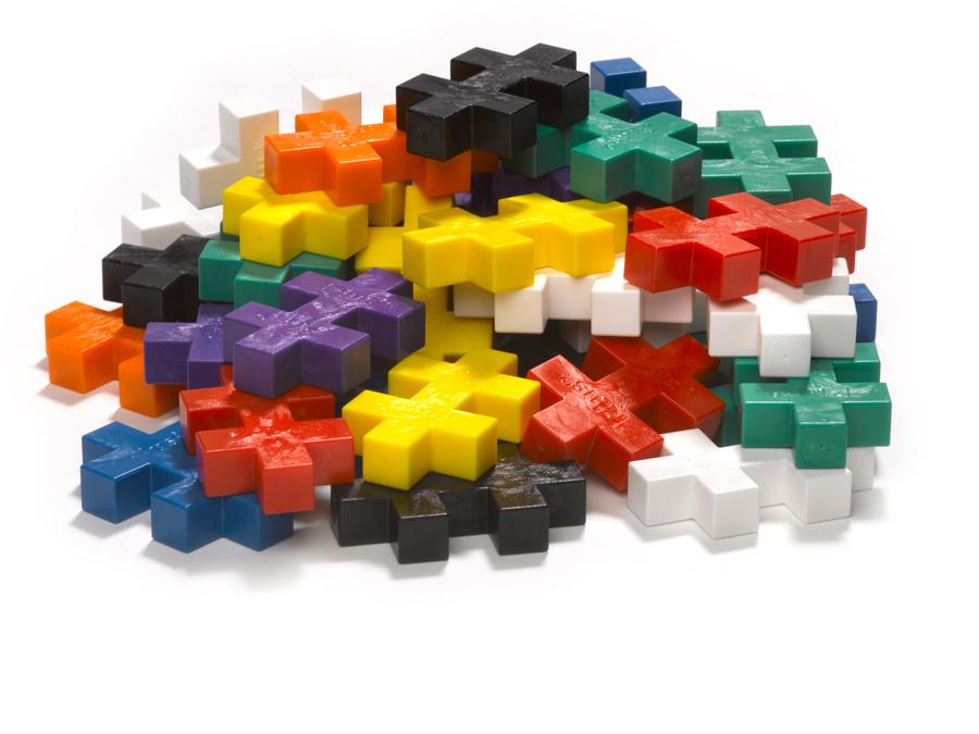 Plus plus midi basic 200 bitar byggleksaker leksaker for Mobilia webhallen