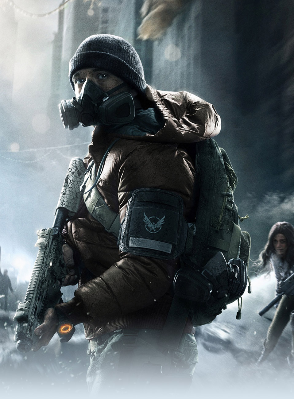 Tom clancy 39 s the division for Mobilia webhallen
