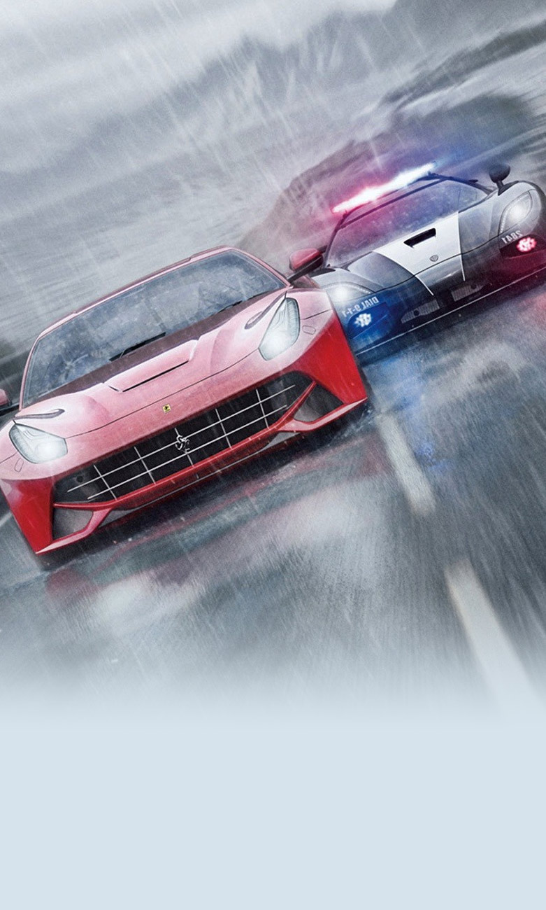 Need for speed rivals for Mobilia webhallen