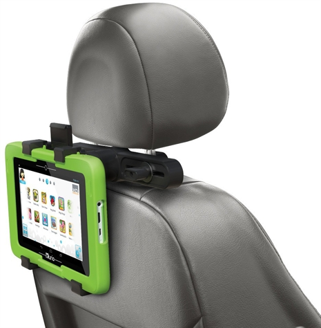 Kurio car mount and charger for kids tablet for Mobilia webhallen
