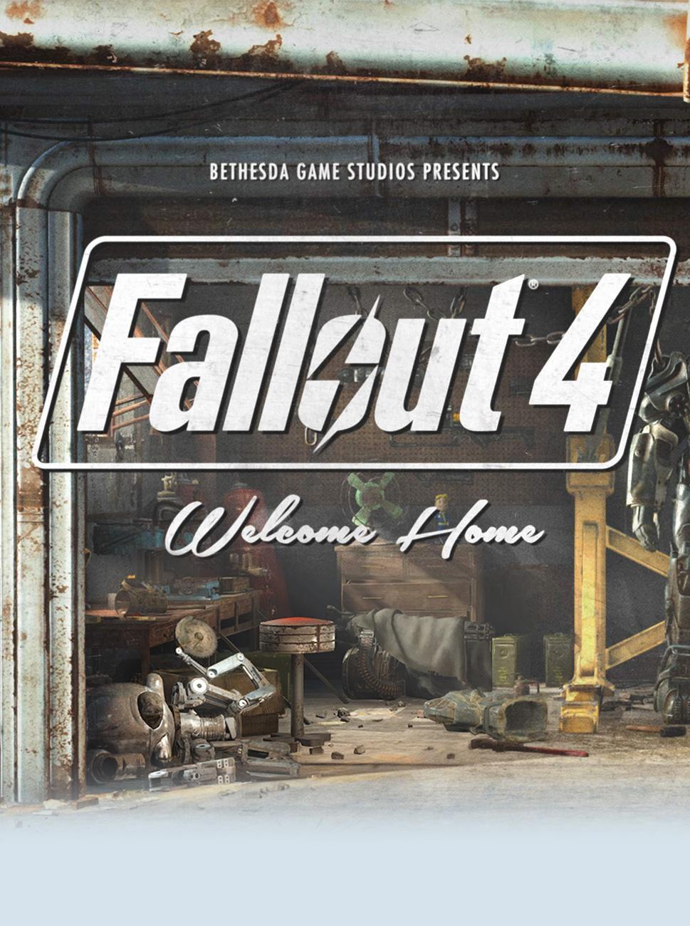 Fallout 4 for Mobilia webhallen