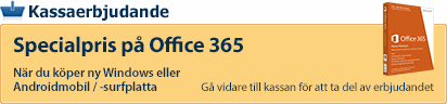 Specialpris p� Office 365