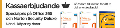 Specialpris på Office 365 och Norton 2013