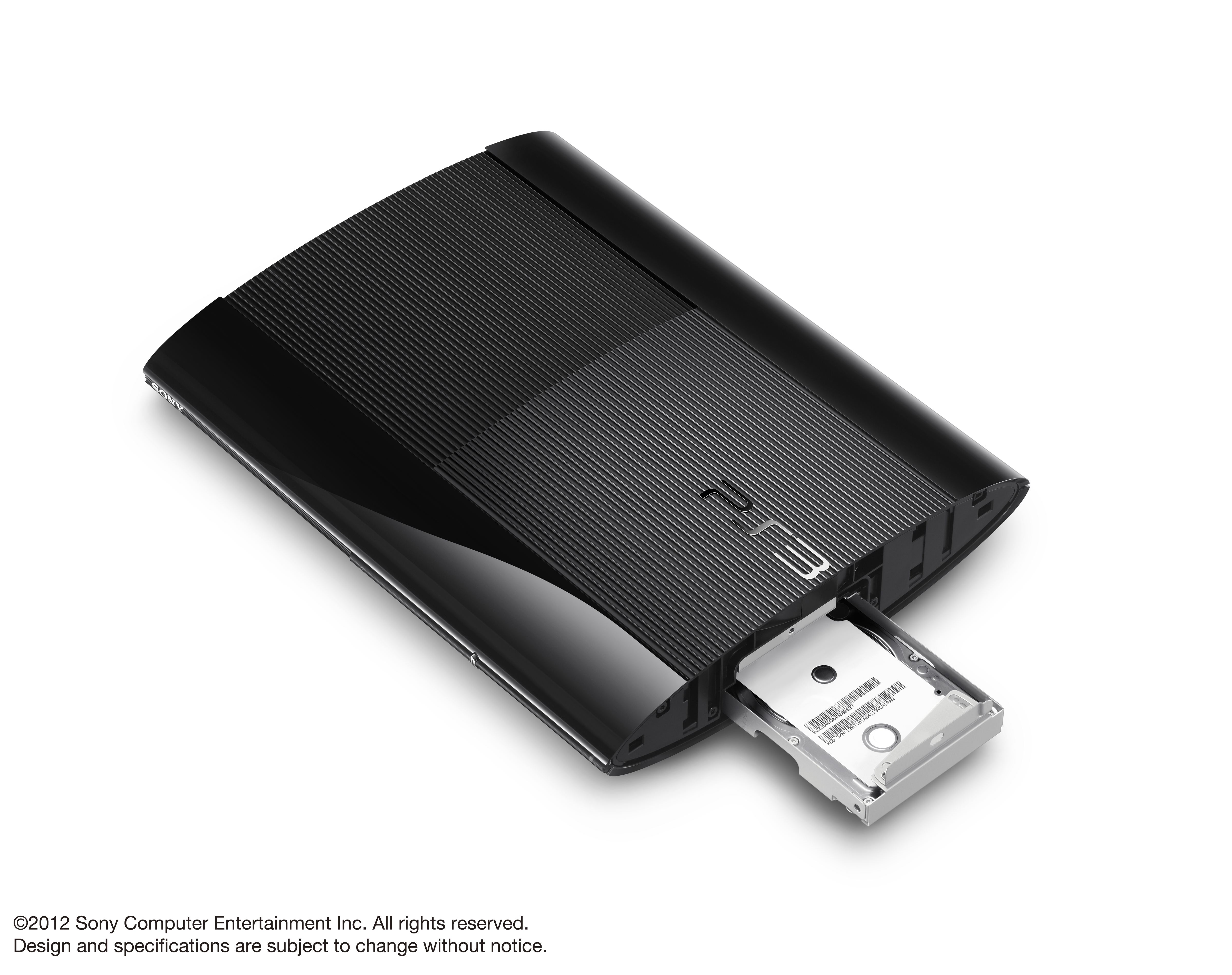 Hard drive hdd caddy playstation 3 for Mobilia webhallen