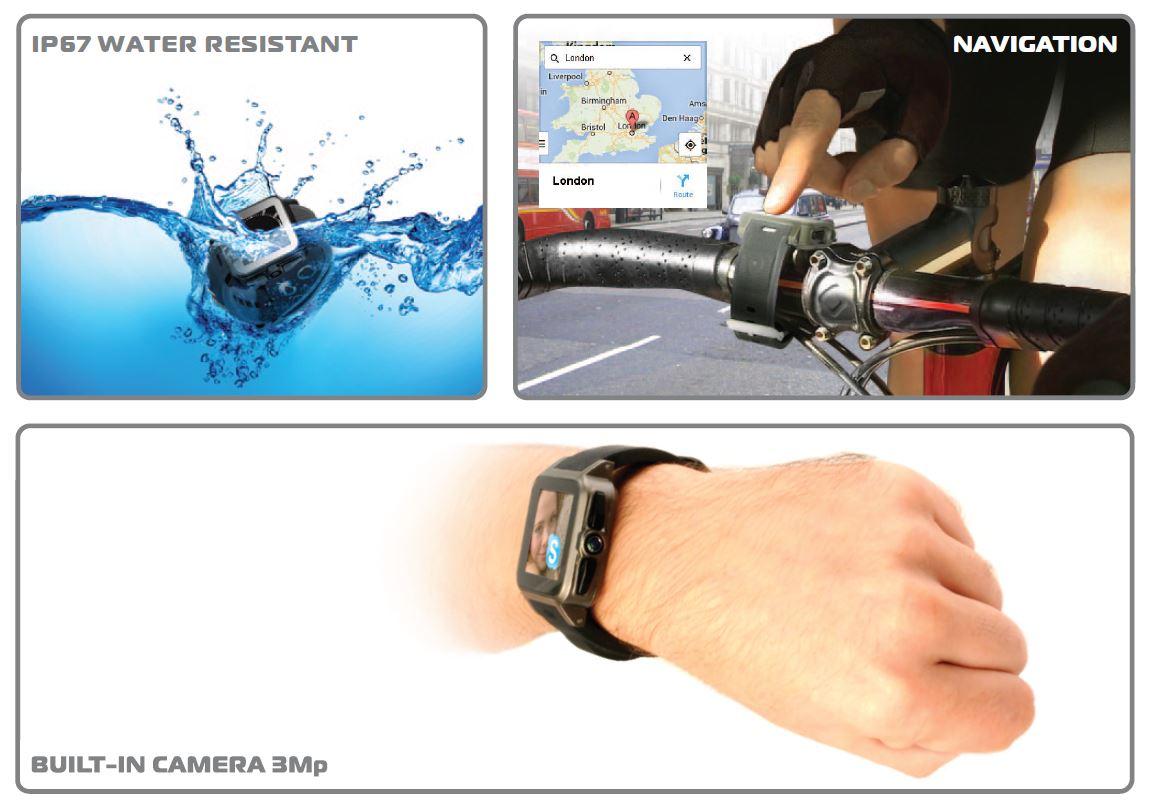 Nettab Callisto 100 Smart Watch 1 54 1 2ghz