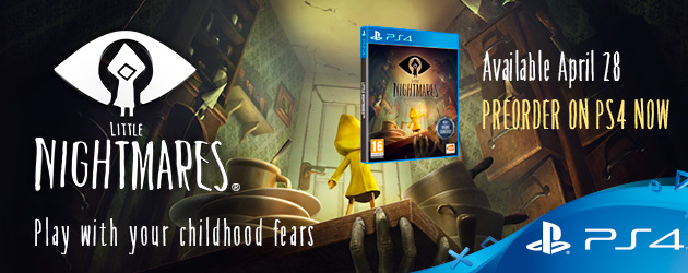 Little nightmares for Mobilia webhallen
