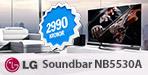 LG Soundbar NB5530A