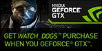 GeForce GTX Watch Dogs