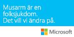 Microsoft ergonomiska datortillbeh�r