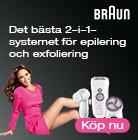 Braun Silk-epil 7 SkinSpa 7951 Epilator