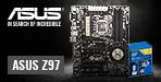 Asus Z97 och Intel K-processorer