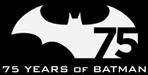 Batman fyller 75 �r!