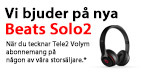 Beats Solo 2 p� k�pet