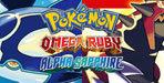 Pok�mon Alpha Sapphire & Omega Ruby