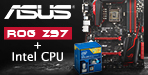 ASUS ROG Z97 Intel Bundles