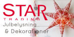 Star Trading Jul Dekorationer