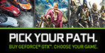 NVIDIA Pick Your Path