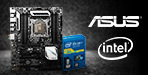 ASUS X99 Intel Bundles