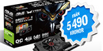 ASUS GeForce GTX 980 medlemspriser