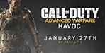 Advanced Warfare DLC: Havoc
