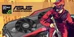 ASUS GeForce GTX med GTA V