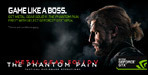 NVIDIA Metal Gear Solid V