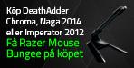 Razer Mouse Bungee p� k�pet!