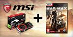 Geforce GTX 900 + Mad Max