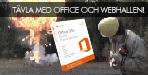 T�vla med Webhallen och Office