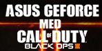ASUS GeForce med Call of Duty