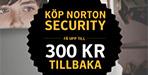 Cashback p� Norton Security