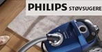 Philips st�vsuger