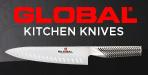 Global kitchen knives