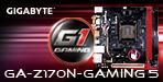 Gigabyte GA-Z170N-Gaming