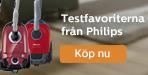 Köp en dammsugare från Philips