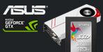 ASUS GTX + Adata SSD