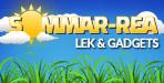 Lek & Gadgets Sommar-rea!