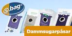 S-Bag Dammsugarp�sar