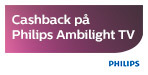 Philips Ambilight Cashback