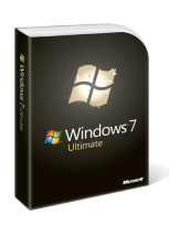 Microsoft Windows 7 Ultimate - Svensk (Fullversion)