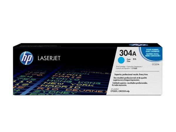 HP Toner CC531A - Cyan