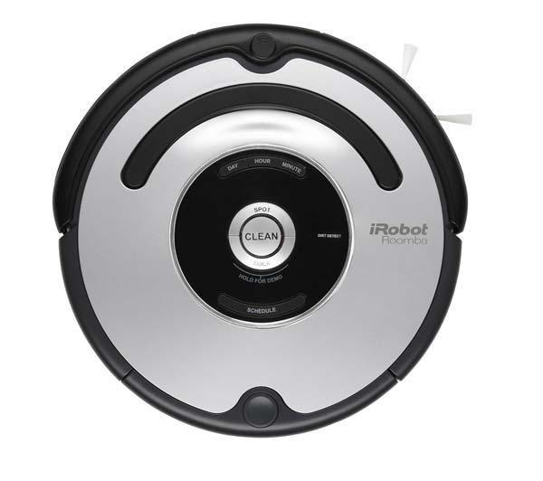 iRobot Självgående Dammsugare Roomba 555