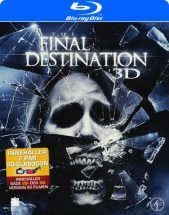 Final Destination 3D (2009) (2-Disc) (Blu-ray)
