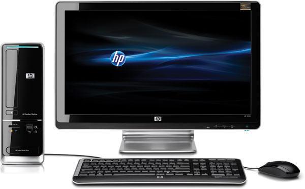 HP Pavilion s5310sc-m - Athlon II X2 215 / 4GB / 500GB / DVD±RW / Win 7 HP + HP 2210i
