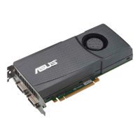 Asus GeForce GTX 470 1280MB (ENGTX470/2DI/1280MD5) - PCI-E / DVI / Mini HDMI