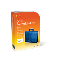 Microsoft Office Professional 2010 Svensk (Fullversion)